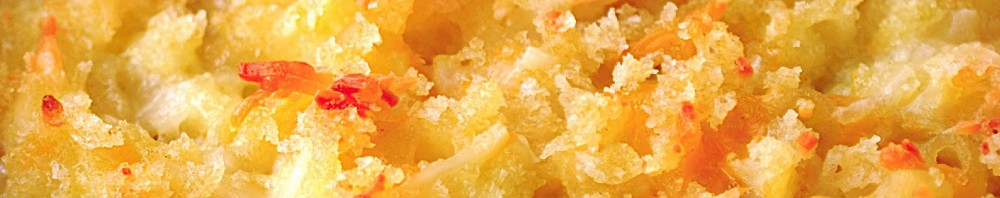 natural homemade mac and cheese