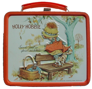 classic school lunchbox
