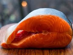 wild caught salmon for a natural kitchen