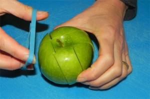 stop browning apples