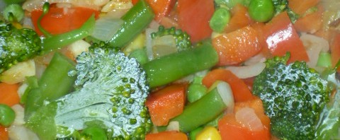 Veggie Stir Fry With Brown Rice – A Nutritious, No Fuss, Natural Family Meal!