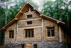 Got Wood?  Then Cordwood Masonry Might Be the Right Green Building Method for You!