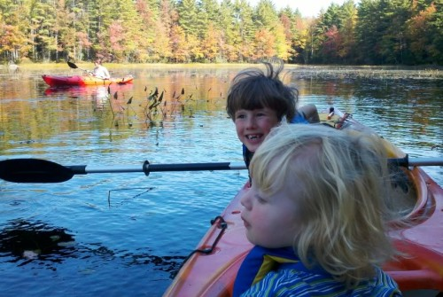 Tips For Kayaking With The Whole Family